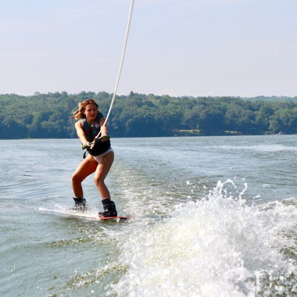 Wake Surfing Connecticut Watersport NYC