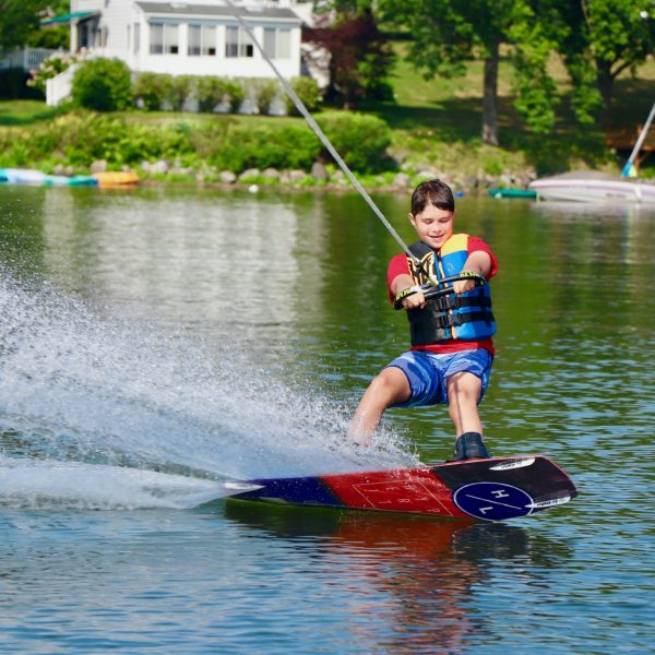 Wakeboarding Charters Lessons